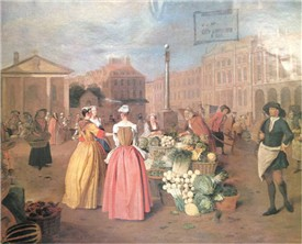 Photo:Covent Garden, 1726